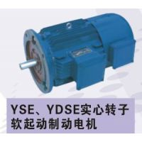 YSE、YDSE实心转子软起动制动电机
