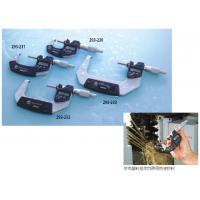 防冷却液千分尺系列 293系列 达到IP65尘水防护