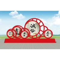衡南县专业制作候车亭衡阳不锈钢宣传栏制作加工定制