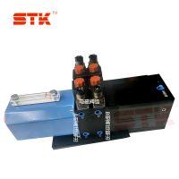 STK思特克液压夹具微型气液动力单元