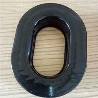 加工定制高周波热压高端TPU填充液体硅胶皮耳套 吸塑成型耳机吸音海绵套