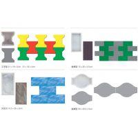 水泥砖塑料模盒-水泥彩砖塑料模具价格-方瑞模具
