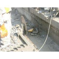 南京柱子切割.沥青地面切割.开线槽施工电话及收费标准