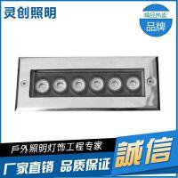 扬州园林亮化 专业厂家灵创照明专业生产LED地埋灯