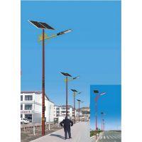 热镀锌锥管6米30瓦太阳能路灯 江苏科尼太阳能路灯
