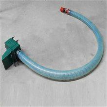 兴亚南通市软管吸粮机装车机 无轴螺旋软管抽粮机 电动吸粮机厂家价格