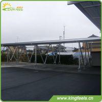 厦门太阳能车棚支架