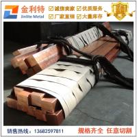国产t2紫铜棒 惠州精密红铜棒