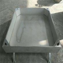 苏州新云 地下车库排水盖板 雨水篦子400x500 防下沉污水井盖 地沟排水盖板