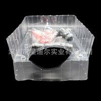 实地厂家现货供应玩具吸塑包装 定制透明PET动漫公仔对扣吸塑