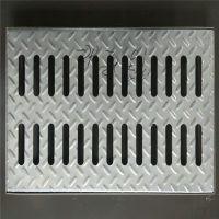 耀恒 厂家直销不锈钢盖板 地下车库雨污水排水沟盖板 350*500