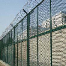 梅州绿化带防护栏厂 韶关防盗折弯围栏网 汕尾机场桃型柱铁网