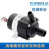 供应12V/24V直流无刷微型循环水泵食品级无刷水泵