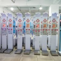 河南乐佳厂家直销身高体重血压测量仪