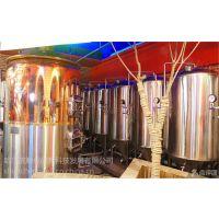 供应洛阳烧烤店啤酒设备 洛阳自助餐厅精酿啤酒设备