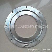 加工定制各种法兰盘连接盘轴承座 镀锌轴承座法兰盘定做
