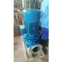 ISG65-315B 18.5KW 河北衡水冀州市众度泵业优质立式管道泵生产 铸铁