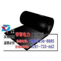 专业绝缘胶垫生产基地//10mm绝缘胶板规格参数