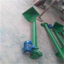 兴亚枣庄市3mm厚倾斜式提升机 管式上料机参数 有轴螺旋提升机价格