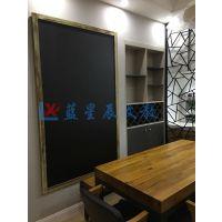 深圳升降黑板L龙华挂式进口树脂黑板C坂田办公移动书写板