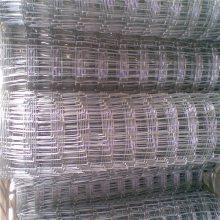 畜牧专用网图片 新疆草原牛栏网 优盾制作热镀锌草原网