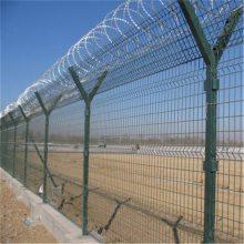 刀片刺绳规格 刀片刺绳护栏网价格 刺丝围栏