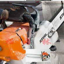 供应济宁安特力汽油金刚石链锯 采用进口高品质汽油机为动力