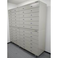 真萍科技药品控湿柜 智能柜 ZR506A 高效除湿抽屉柜 湿度范围可选择
