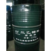 厂家直销佳化三乙醇胺 85%三乙胺 助磨剂原料 洗涤剂原料 现货供应