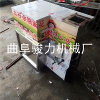 暗仓杂粮空心棒机 骏力定做 休闲食品江米棍膨化机 膨化食品加工机