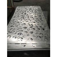 商业中心镂空铝单板、造型铝单板