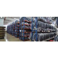 杭州立野服装货架,优质冷轧钢,厂家直销支持非标定制