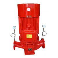 上海北洋泵业供应自动消火栓加压泵型号XBD4.5/20G-L 18.5KW管道消防泵