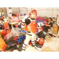 厂家直销 赫源龙儿童五件套全套 跆拳道护具带面罩一次成型护头