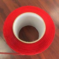 双佳/Sunjia 外贸出口东南亚欧美 14/4/7mm红膜PE封缄胶带 10000米线轴封口双面胶