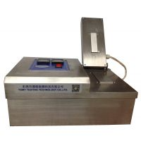 升华牢度测试仪,熨烫升华色牢度仪,耐干热、热压色牢度试验通铭仪器TOMY