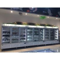 超市水果店水果冷藏展示柜水果风幕柜