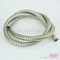 双扣型 穿线金属软管,不锈钢304 P4,成都专供 优质线缆护 套管
