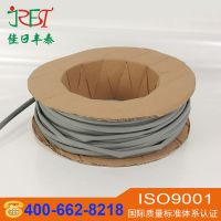 to-3p矽胶套管 发热晶体散热硅胶套管高温绝缘套管导热绝缘矽胶管
