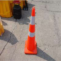 厂家直销PE路锥 塑料路锥 锥形筒路障交通安全锥
