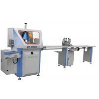 数控单头切割锯,铝型材数控切割锯,工业铝加工设备济南派克机器可定制