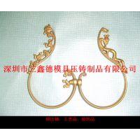 铜压铸 灯饰配件 五金件 铜工艺品黄铜高压铸造件抛光