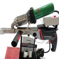 开原挤出式塑料焊机热熔胶机 pp-r热熔机专业快速
