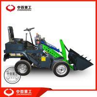 全新升级新款电动家用小铲车 装载车 农用铲粪车