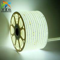 led灯带2835防水高压贴片灯带单排220v