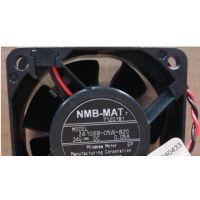 全新NMB 2410SB-04W-B49 6025 12V 0.14A 散热风扇