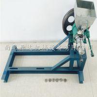 大米双螺杆 多功能食品膨化机 省时省力 经久耐用玉米膨化机