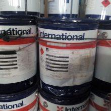 销售厂家直销阿克苏诺贝尔国际油漆Intergard 400环氧云铁漆