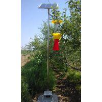 果园太阳能杀虫灯现货(含接虫袋)