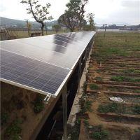 云南耀创YC-W不锈钢变频光伏水泵会理县现代农业科技示范园11KW光伏提灌站